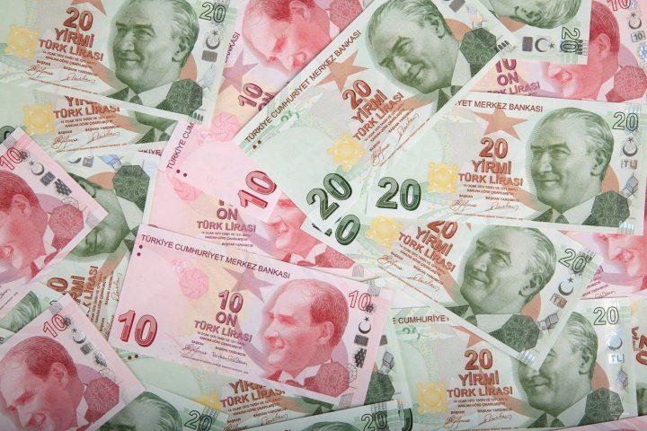 Lira Moneda de Turquia