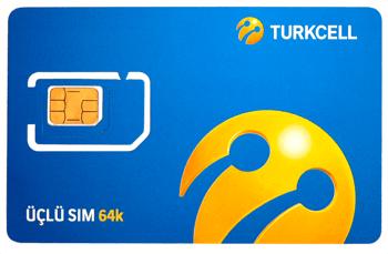 Tarjeta SIM Turkcell