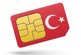 Tarjeta SIM Turkey