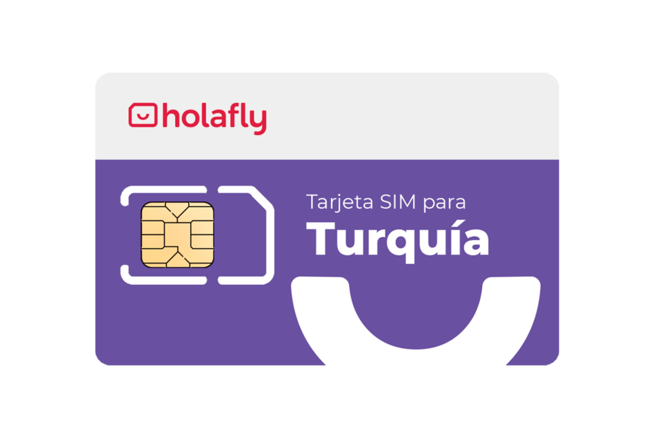Tarjeta SIM de datos para Turquía - Holafly