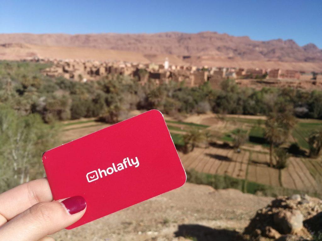 Opinión Holafly Marruecos