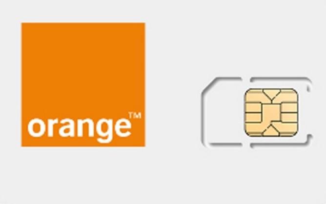 Tarjeta SIM Orange