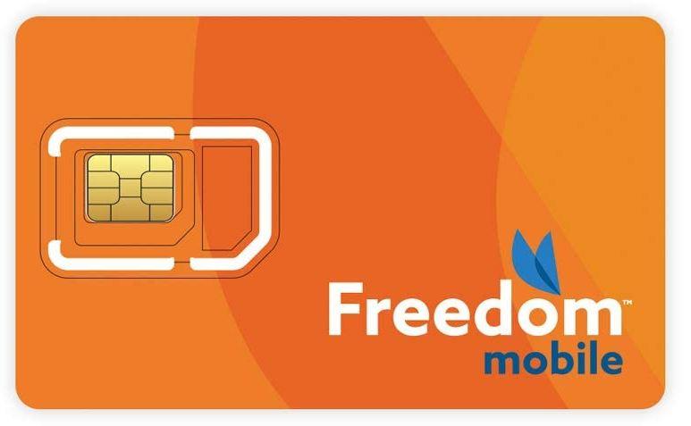 freedom mobile sim canada