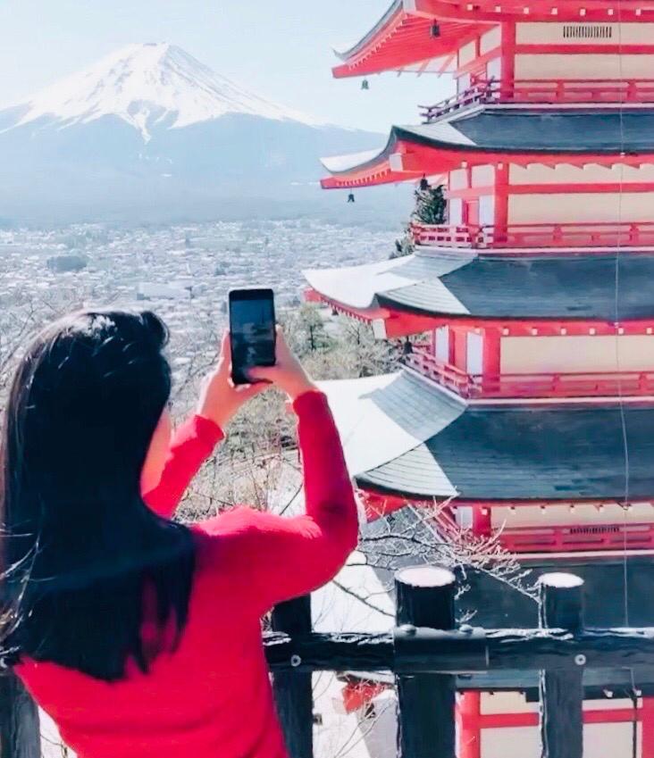 Utilizando la SIM de Holafly en Japón