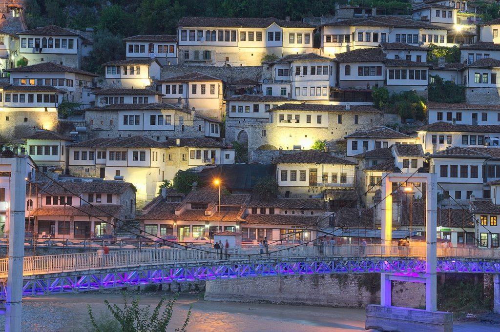 distrito de berat albania