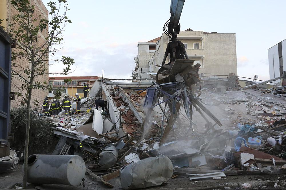 terremoto en albania no es seguro