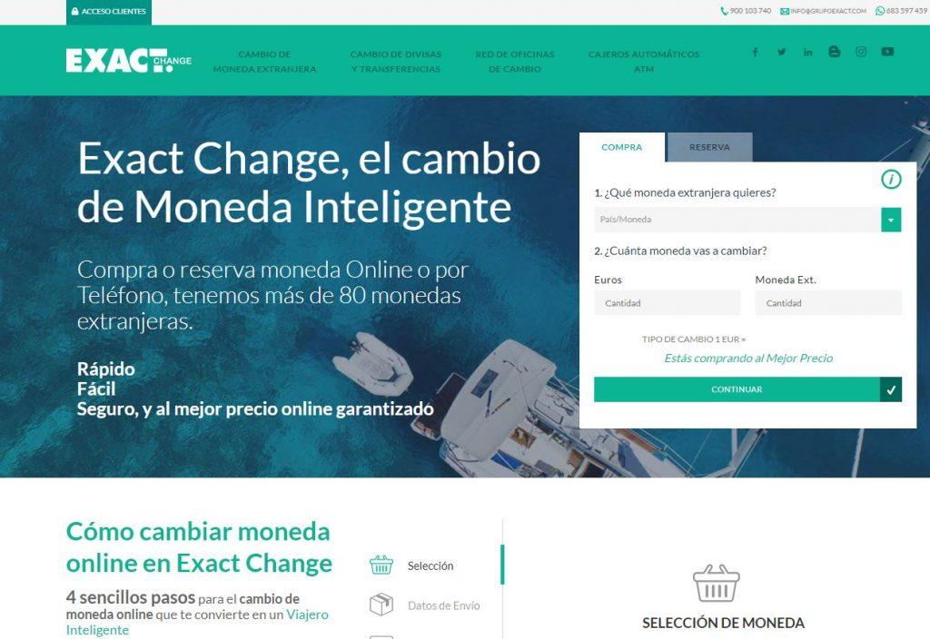 cambio de moneda electronica