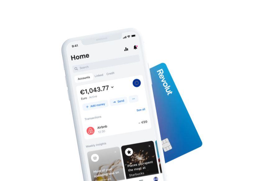 tarjeta de credito internacional revolut