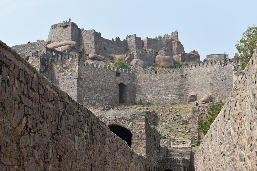 ciudad abandonada en la india