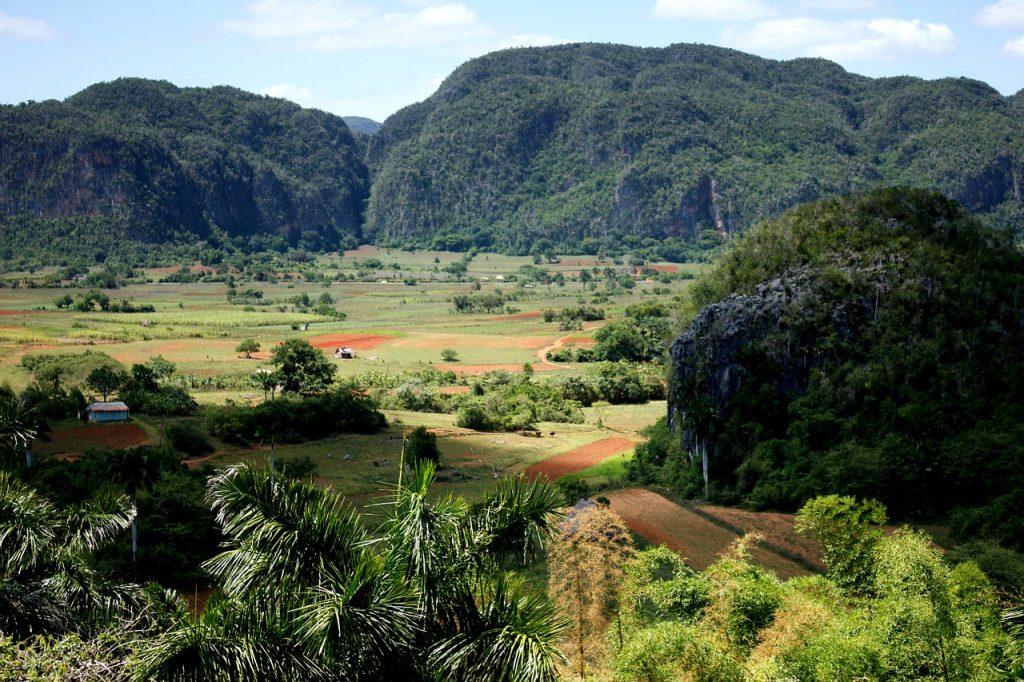 ver valle vinales en cuba natural