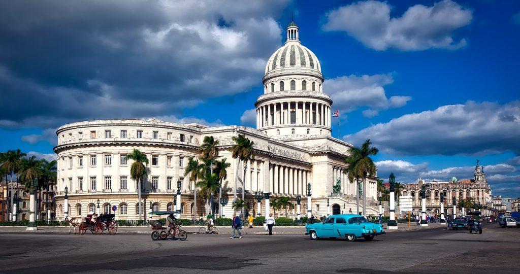 tienes que ver el capitolio nacional en cuba