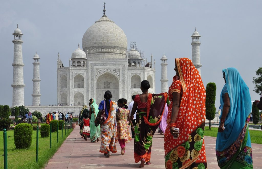 ver taj mahal en tu viaje a la india